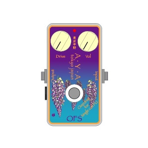 AYA tokyo japan アヤトーキョージャパン / OFS(Overdrive for Single Coil Pick-up)【オーバードライブ】