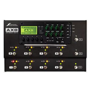 Fractal Audio Systems フラクタルオーディオシステムズ / AX8