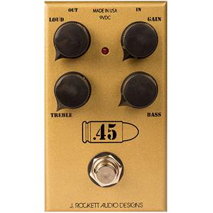J.Rockett Audio Designs ジェイロケットオーディオデザイン/ 45 Caliber(Tour Series)フォーティーファイブキャリバー【オーバードライブ】