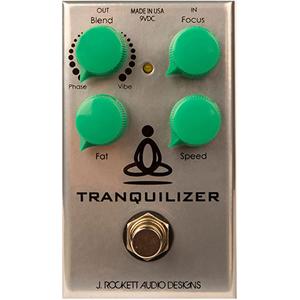 J.Rockett Audio Designs ジェイロケットオーディオデザイン/ TRANQUILIZER(Tour Series)トランキライザー【フェイザー】