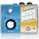 Fuzz Goddess ファズゴッデス / BASS DRIVE【ブーストドライブ】