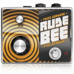 Fuzz Goddess ファズゴッデス / RUDE BEE【ファズ】