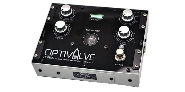 Gurus Amp / Optivalve【コンプレッサー】
