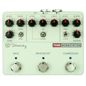 Keeley Electronics キーリー / Tone Workstation【オーバードライブ】
