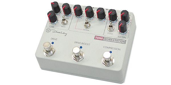 Keeley Electronics キーリー / Tone Workstation【オーバードライブ】