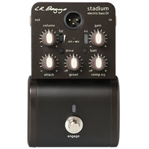 L.R.Baggs エルアールバックス / STADIUM ELECTRIC BASS DI【エレクトリックベース用ダイレクトボックス】