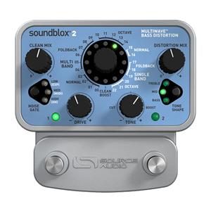 Source Audio ソースオーディオ / SA221 Multiwave Bass Distortion 【ベース用マルチディストーション】
