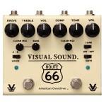 Visual Sound ビジュアルサウンド /V3 Route 66【コンプレッサー・オーバードライブ】