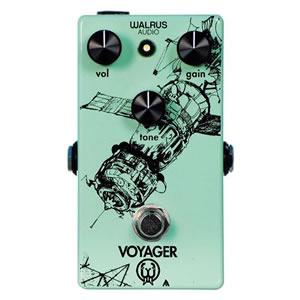 Walrus Audio ウォルラスオーディオ / VOYAGER 【オーバードライブ】