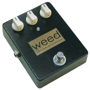 Weed ウィード / BEEF Buffer【バッファー】