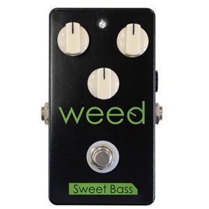 Weed ウィード / Sweet Bass【ベース用オーバードライブ】