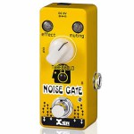 Xvive Effects Pedals エックスバイブ / V11 NOISE GATE【ノイズゲート】
