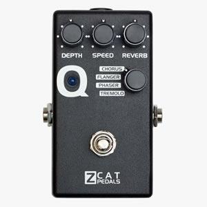 ZCAT  PEDLAS ジーキャットペダル / Q-MOD【空間系マルチエフェクター】
