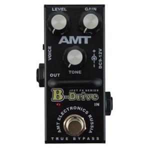 AMT Electronics エーエムティー / B-Drive mini【ディストーション】【オーバードライブ】