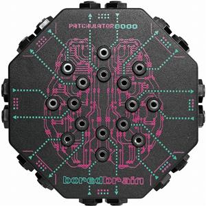 Boredbrain Music ボアードブレインミュージック / PATCHULATOR8000【パッチベイ】