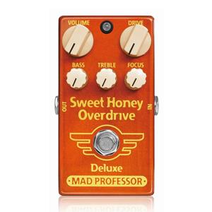 MAD PROFESSOR マッドプロフェッサー / New Sweet Honey Overdrive Deluxe【オーバードライブ】