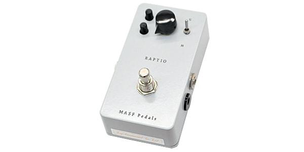 MASF Pedals マスフペダルズ / RAPTIO【ディレイ】