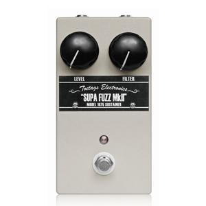 Toetags Electronics トータグズエレクトロニクス / SUPA FUZZ MkII【ファズ】