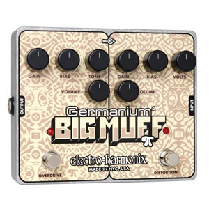 Electro Harmonix エレクトロハーモニクス / Germanium 4 Big Muff【ディストーション】