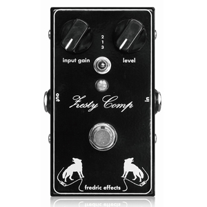 Fredric Effects フレドリック・エフェクツ / Zesty Comp【コンプレッサー】