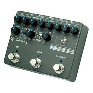 Keeley Electronics キーリー / Mod Workstation【ギター用マルチエフェクター】