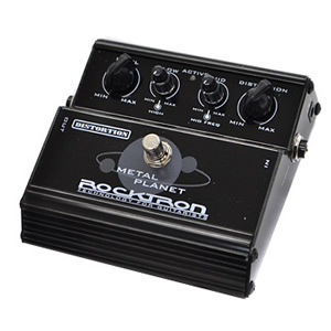 Rocktron ロックトロン / METAL PLANET【ディストーション】