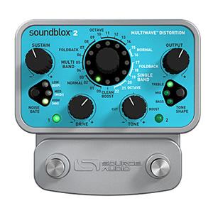 Source Audio ソースオーディオ / SA220 Multiwave Distortion【ディストーション】