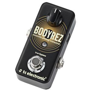 tc electronic ティーシーエレクトロニック / BodyRez 【コンパクト・アコースティック・ピックアップ・エンハンサー】