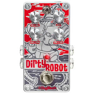 DigiTech デジテック / Dirty Robot ダーティー・ロボット Stereo Mini-Synth Pedal【シンセ・ヴォイシング】