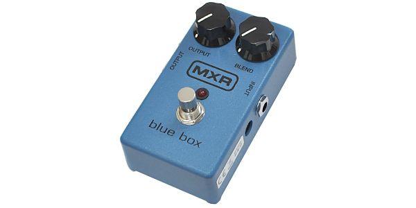 MXR エムエックスアール / M-103 BLUE BOX【オクターバー】【M103】