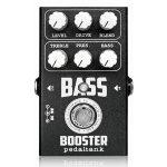 Pedal Tank ペダルタンク / Bass Booster【ベース用ブースター】
