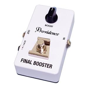 Providence プロヴィデンス / FINAL BOOSTER FBT-1【ブースター】