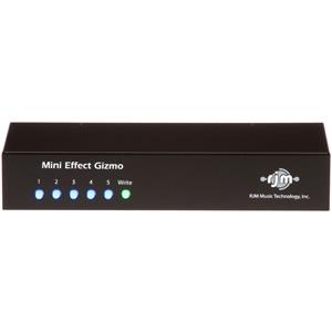 RJM アールジェイエム / Mini Effect Gizmo【エフェクトルーティーンセレクター】