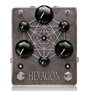 Triode Pedals トライオードペダルズ / Hexagon【ディレイ】