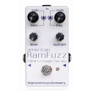 Big Tone Music Brewery ビッグトーンミュージックブルワリー / American RamFuzz【ファズ】