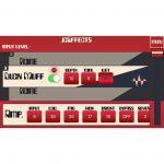 J.G.ravityApps / jgEffects【マルチエフェクターアプリ】【投稿自作エフェクター】