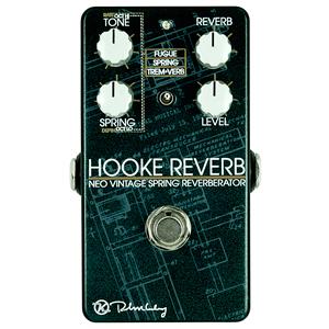 Keeley Electronics キーリー / Hooke Reverb【リバーブ】
