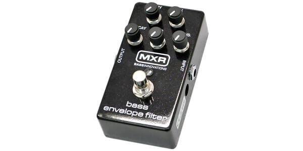 MXR エムエックスアール / M82 Bass Envelope Filter【ベースエンベロープフィルター】