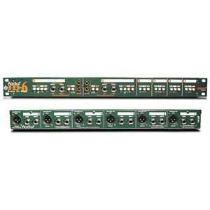 Radial ラディアル / JD6【6CH DIボックス】