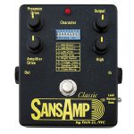 TECH21 テック21 / SansAmp Classic【アナログ・アンプ・シミュレーター】【オーバードライブ】
