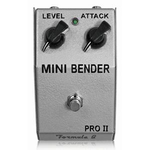 Formula B Elettronica フォーミュラビーエレットロニカ / Mini Bender Professional MkII【ファズ】