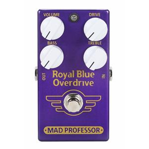 MAD PROFESSOR マッドプロフェッサー / NEW Royal Blue Overdrive【オーバードライブ】
