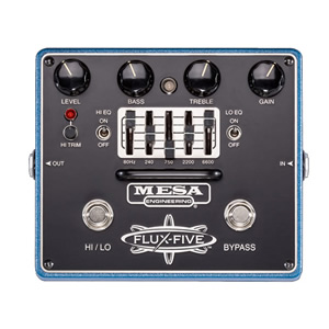 Mesa Boogie メサブギー / FLUX-FIVE【オーバードライブ】