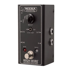 Mesa Boogie メサブギー / High-Wire Dual Buffer & Output Boost【ブースター】