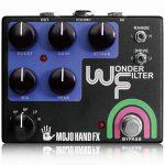 Mojo Hand Fx モジョハンドエフェクツ / Wonder Filter ワンダーフィルター【フィルター系エフェクター】