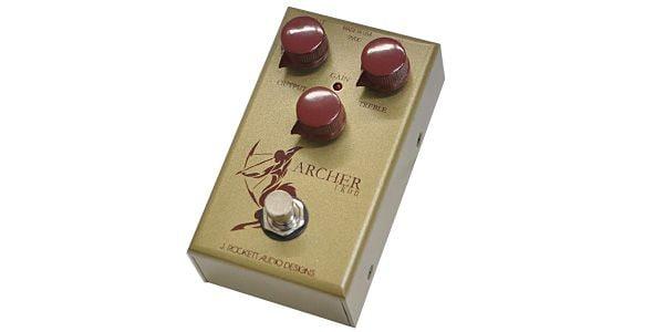 J.Rockett Audio Designs ジェイロケットオーディオデザイン/ Tour Series ARCHER IKON【オーバードライブ】