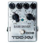 TDC-YOU / 006 BASS DRIVER【ベース用オーバードライブ】