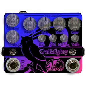Vivie ビビー / OwlMighty オールマイティー【ベース用プリアンプ】