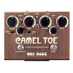 WAY HUGE ウェイヒュージ / Camel Toe Overdrive WHE209【オーバードライブ】