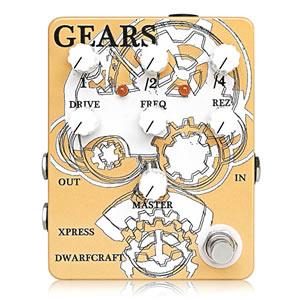 Dwarfcraft Devices ドワーフクラフトデヴァイセズ / Gears【オーバードライブ】